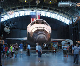 Air and Space Udvar Hazy