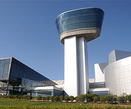 Udvar-Hazy Center: Tower