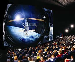 Udvar-Hazy Center: IMAX