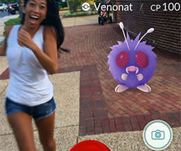 Fairfax Corner Pokemon Go
