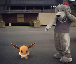 Wolf Trap Pokemon Go