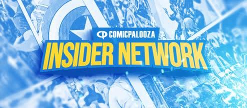 Comicpalooza - Insider CVB Members