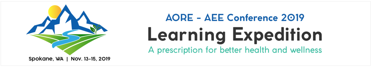AORE - AEE Conference Banner for Microsite