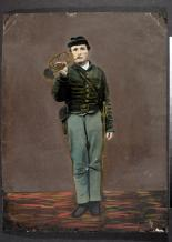 Civil War Bugler c. 1863