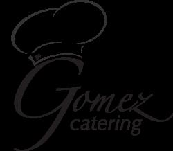 Logo for Gomez Catering