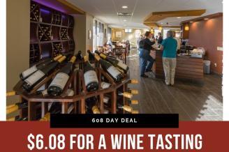 $6.08 Wine Tastings