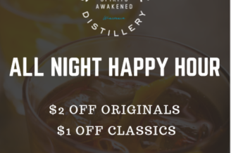 All Night Happy Hour