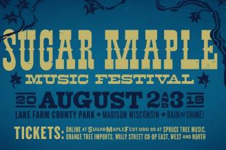 $6.08 Off Tickets for the 16th Annual Sugar Maple Music Festival