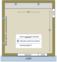 Lincoln Room Blueprint