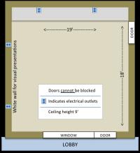 Lincoln Room Blueprint