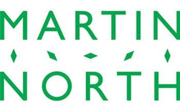 Martin North Logo