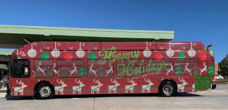 Jingle Bell Bus - Shreveport, Louisiana