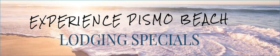 Pismo Beach Lodging Specials