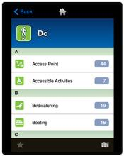 Volusia County Parks & Trails App