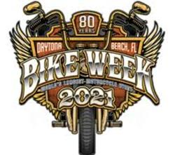 Bike Week 2021 Logo