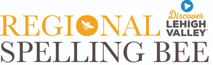 Discover Lehigh Valley Regional Spelling Bee Logo