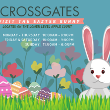 CANCELED: Hop on by to Easter Bunny Land