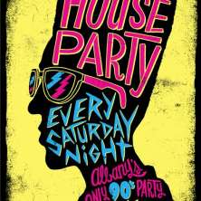 90s House Party!