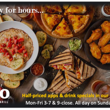 All Day Happy Hour at UNO!