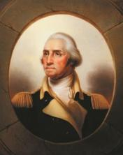 Portrait of George Washington, ca. 1824