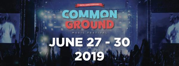 Common Ground 2019