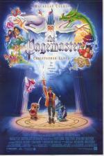 pagemaster PAC movie poster