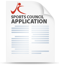 Sports Council Application