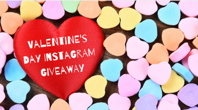 Valentine's Day Instagram Giveaway at Sugar Land Town Square