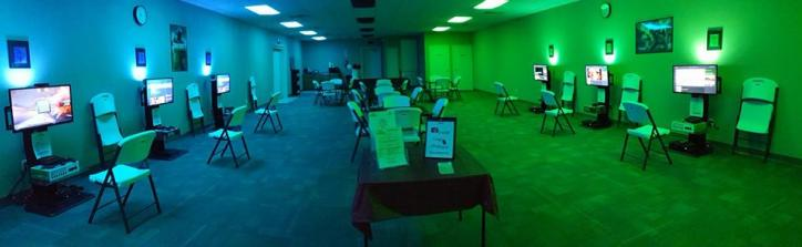 Press Start Arcade in Lake Charles, LA