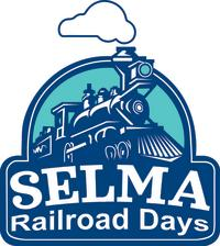 Selma Railroad Days official logo, Selma, NC.