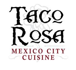 Taco Rosa logo