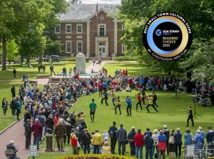 "Chautauqua Wins National ""Best Small Town Cultural Scene"""