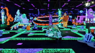 Monster Mini Golf Course