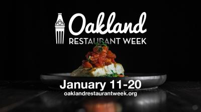Oakland Restaurant Week ORW 2019