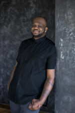 Headshot of Chef Tavel Bristol Joseph