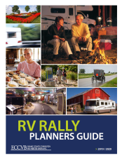 RV Rally PlannersGuide cover