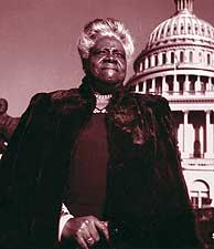 Dr. Mary McLeod Bethune established a school.