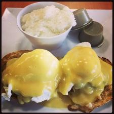 Cracked Egg Diner in Daytona Beach
