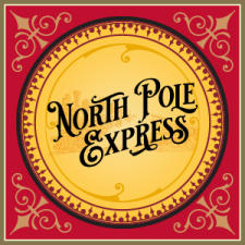 North Pole Express in Grapevine TX | Train Ride to See Santa