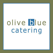 Olive Blue Catering Logo