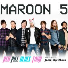 Maroon 5 2018 Tour