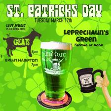 Floyd County Brewing St. Patrick's Day