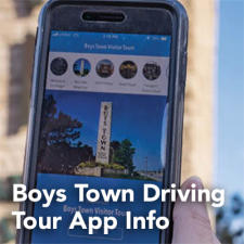 Boys Town Driving App Info