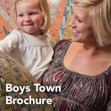 Boys Town Brochure