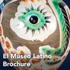 El Museo Latino Brochure