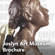 Joslyn Art Museum Brochure