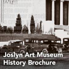 Joslyn Art Museum History Brochure