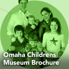 Omaha Childrens Museum Brochure