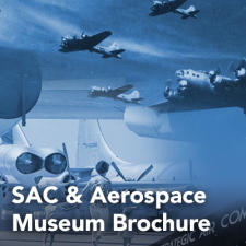 Strategic Air Command & Aerospace Museum Brochure