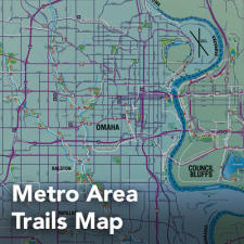 Metro Area Trails Map